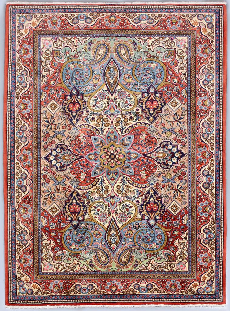 Kashmar Tessellated Persian Rug (Ref 1573) 264x150cm