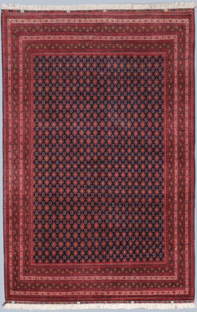 Kundus Mohommadi Tribal Rug (Ref 41) 286x200cm