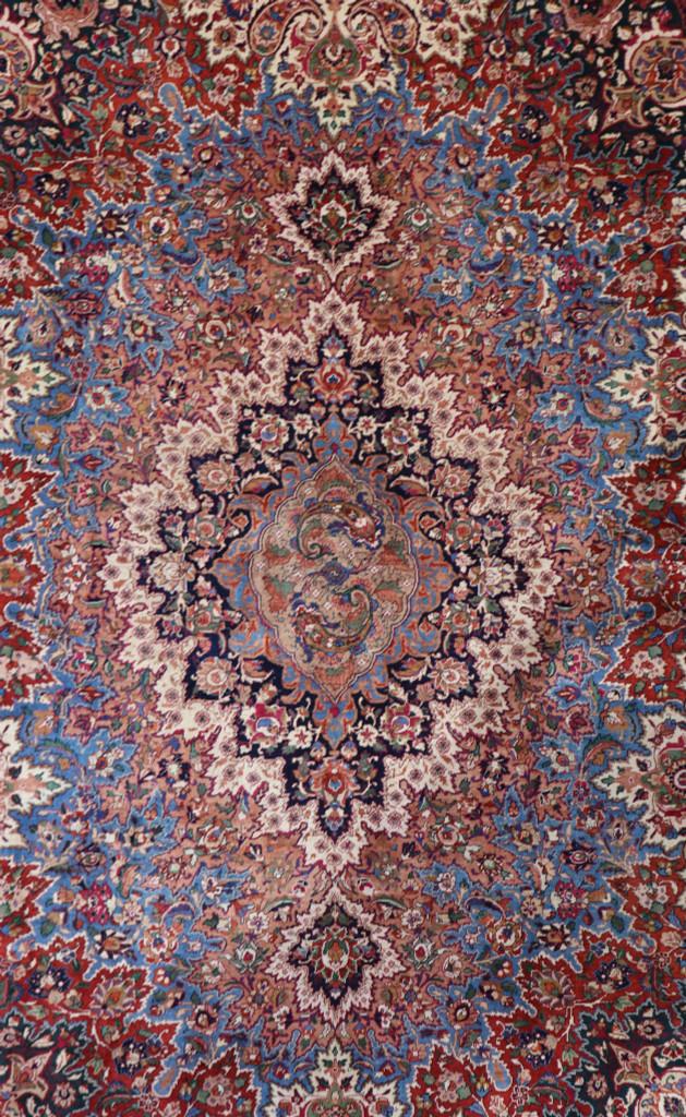 Birjand Vintage Persian Rug (Ref 343) 376x297cm