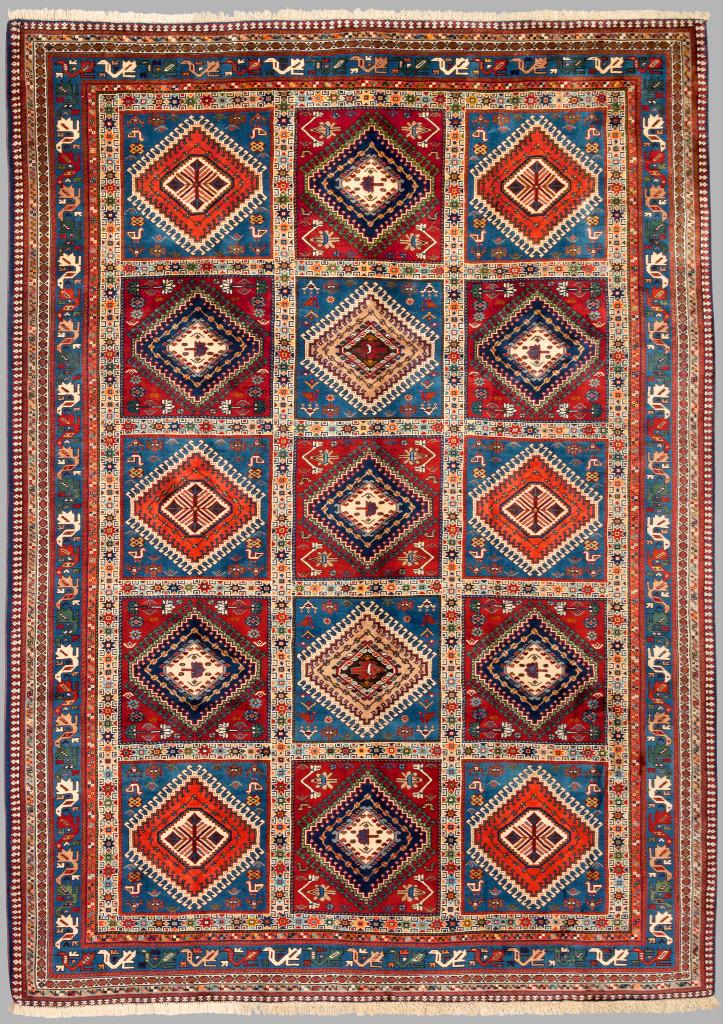 Yalameh Vintage Village Persian Rug (Ref 103) 325x225cm