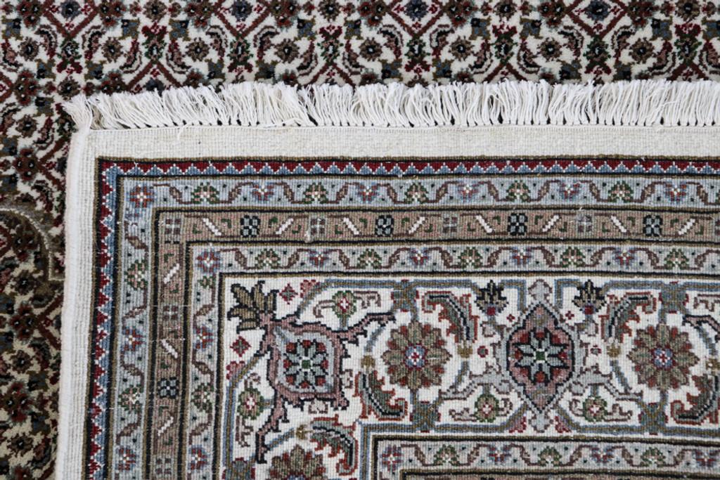 Mahi Pistachio Tabriz Jaipur Rug (Ref 10) 301x202cm