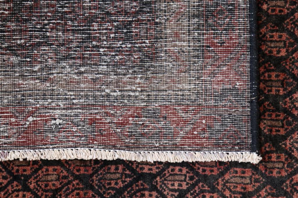 Turkmen Vintage Fine Tribal Runner(Ref 56) 186x98cm