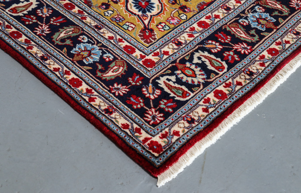 Birjand Fine Regal Red Persian Rug (Ref 59a) 320x215cm