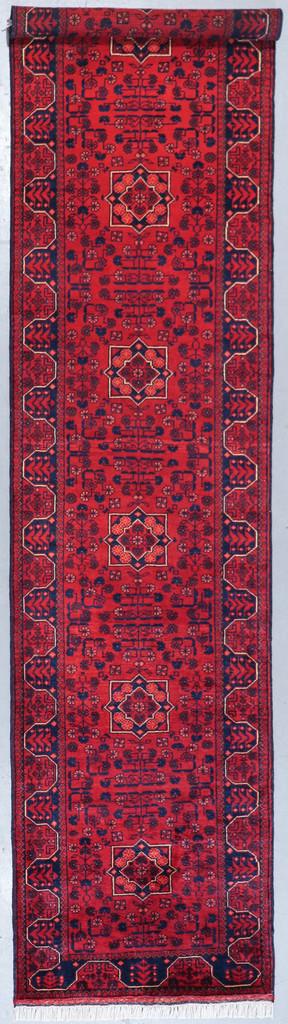 Kundus Sharif Tribal Runner (Ref 62) 334x76cm