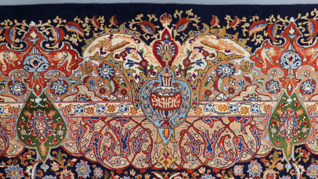 Kashmar Fine Pictorial Persian Rug (Ref 21) 390x300cm