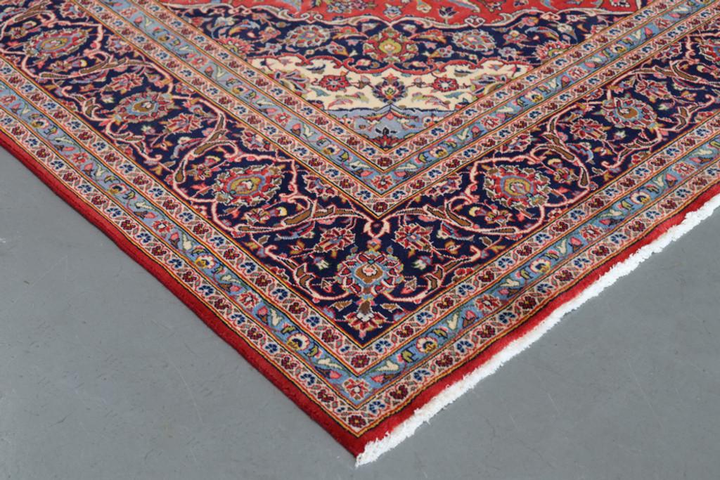 Kashan Persian Rug (Ref 298) 355x250cm