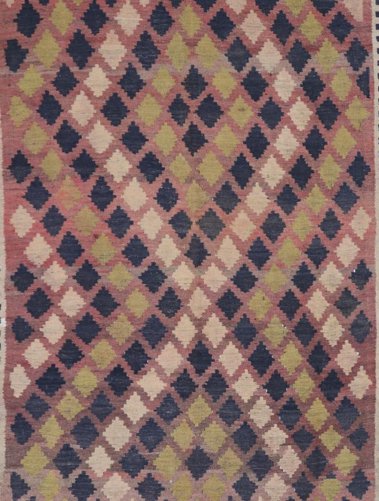 Afghan Vintage Kilim Rug (Ref 116) 228x149cm