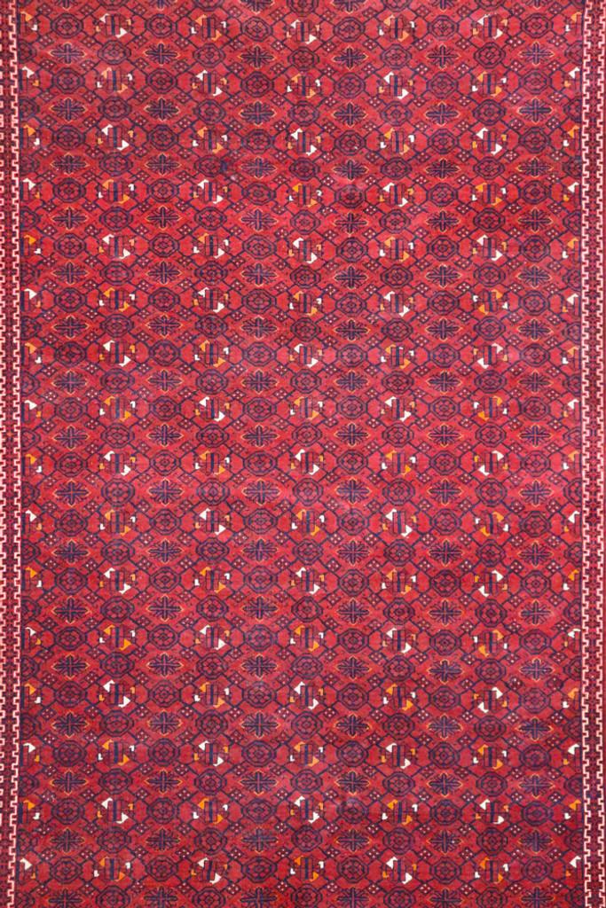 Vintage Qunduz Bokhara Rug (Ref 812) 286x203cm