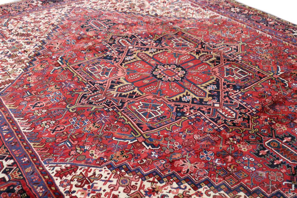 Heriz Vintage Persian Rug (Ref 105) 360x270cm