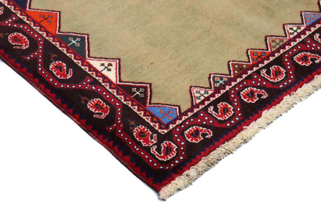 Shiraz Qashqai Pictorial Persian Rug (Ref 385) 185x130cm