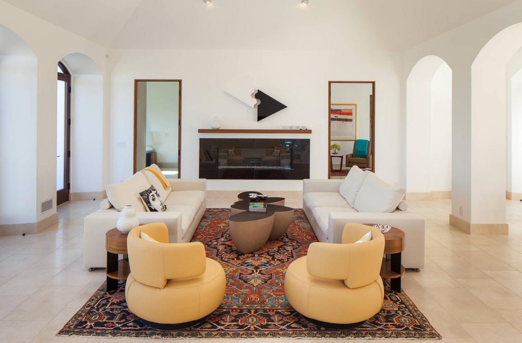 Contrast - Interior Design Trend