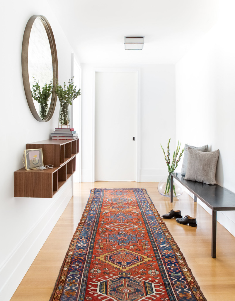 Making an Entrance - 5 Tips for Choosing the Perfect Hallway Runner