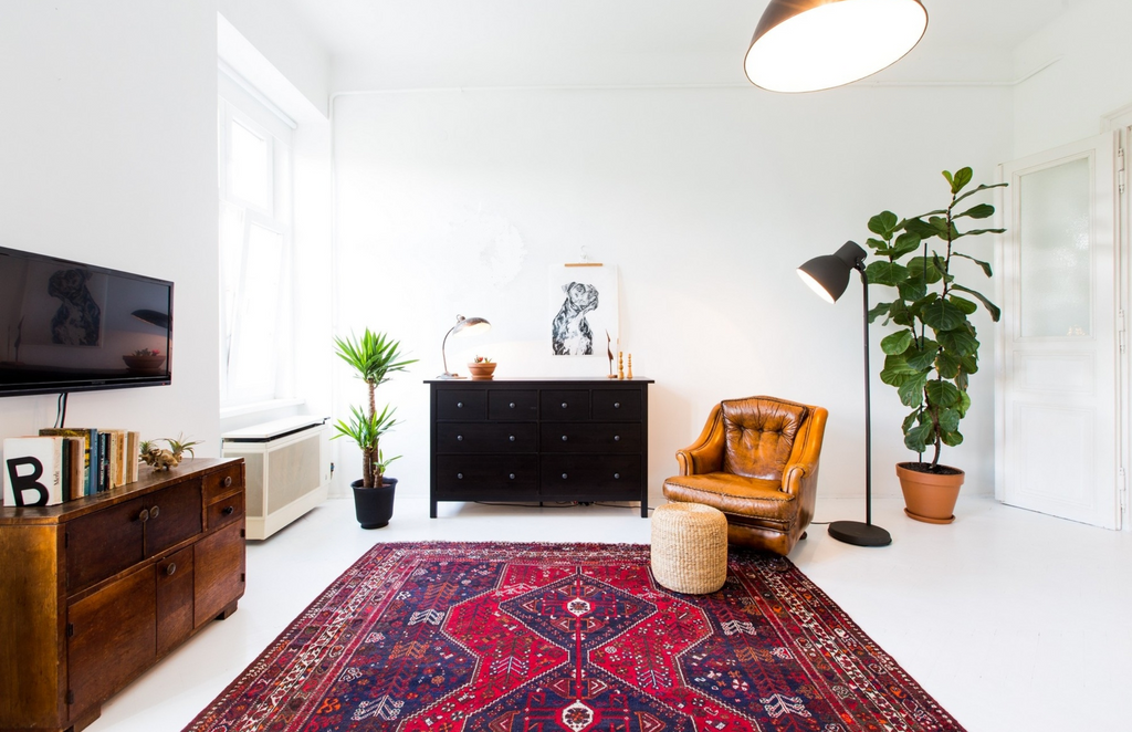 8 Tips For Selecting Your Perfect Persian Rug
