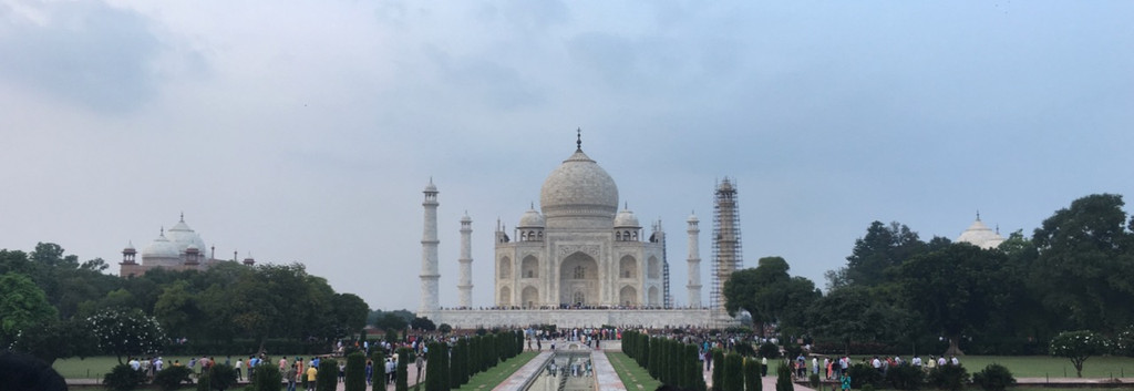 October Trip To North India
