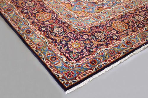 Kashan Kork Wool Persian Rug (Ref 106) 510x355cm
