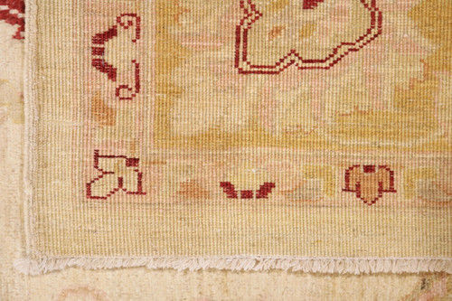 Chobi Veggie Dye Rug (Ref 10) 293x240cm