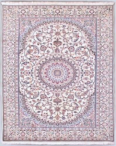 Nain Vintage Persian Rug (Ref 22) 295x200cm
