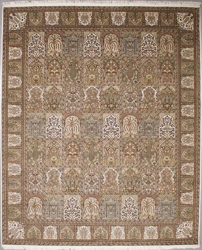 Garden Panel Fine Jaipur Rug (Ref 123) 300x250cm