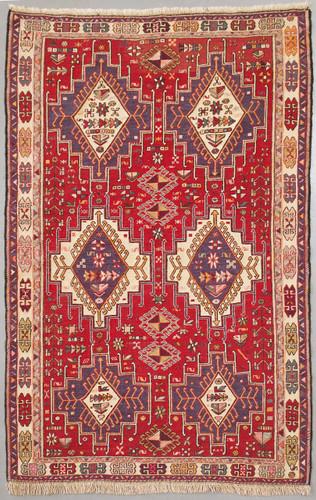 Ardabil Fine Vintage Kilim (Ref 2015) 182x117cm