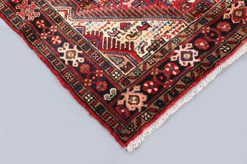Enjilas Vintage Village Persian Rug (Ref 134) 206x128cm