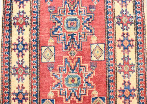 Kazak Veggie Dye Runner (Ref 525) 336x83cm