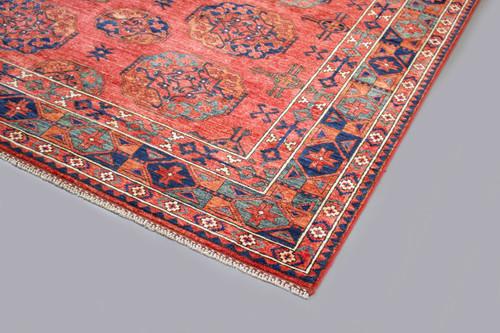 Ersari Fine Veggie Dye Rug (Ref 303) 295x205cm