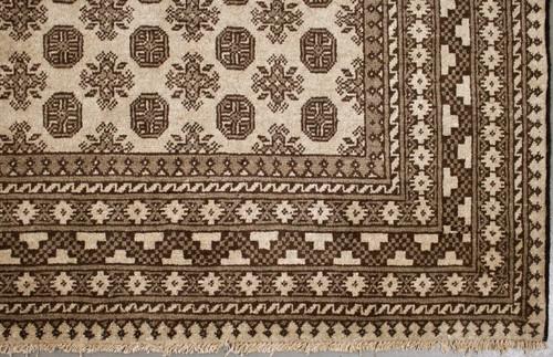 Tekke Bokhara Natural Tribal Rug (Ref 1150) 292x196cm