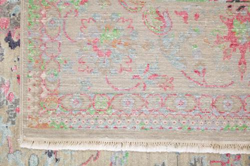 Transitional Wool & Silk Jaipur  Rug (Ref 3) 306x229cm