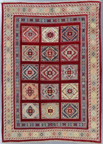 Sirjan Fine Afghan Kilim (Ref 2658) 219x159cm