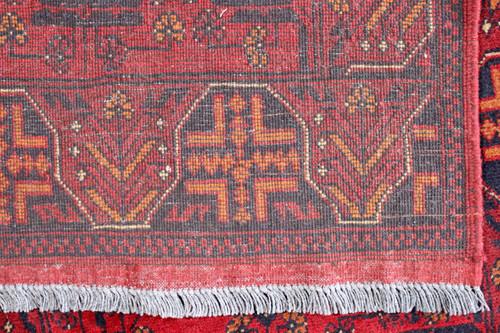 Mohommadi Tribal Runner (Ref 486) 380x77cm