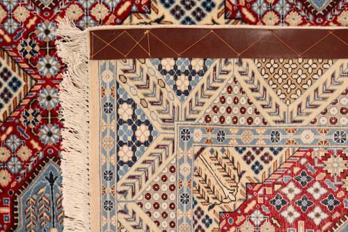 Nain Fine 9la Persian Rug (Ref 1533) 153x99cm
