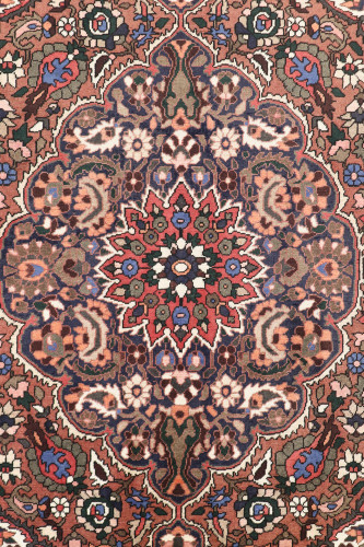 Bakhtiari Vintage Persian Village Rug (Ref 23) 309x205cm