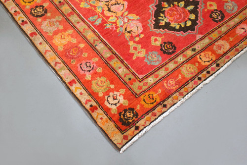 Karabakh Vintage Azerbaijan Rug (Ref 52) 237x120cm