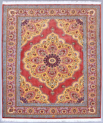 Qum Fine Persian Rug (Ref 75) 295x235cm
