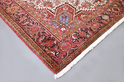Heriz Vintage Persian Rug (Ref 17) 345x250cm