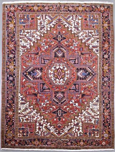 Heriz Vintage Persian Rug (Ref 31) 300x210cm