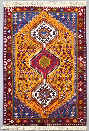Yalameh Village Persian Rug (Ref 20) 155x100cm