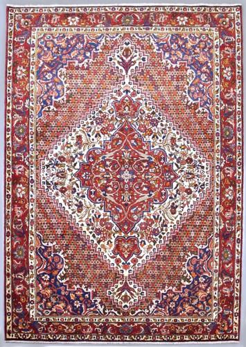 Bakhtiari Vintage Persian Village Rug (Ref 40) 315x210cm