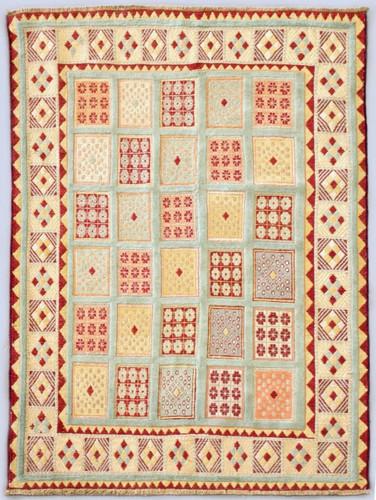 Sirjan Fine Afghan Kilim (Ref 2663) 153x109cm