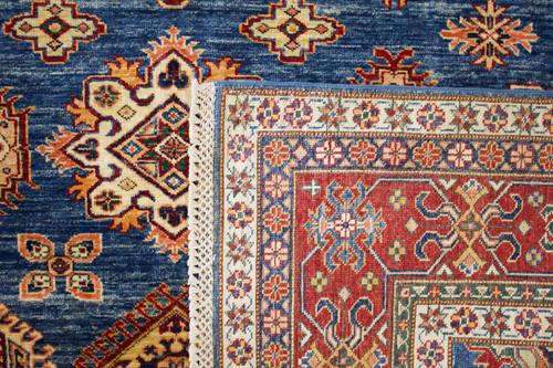 Kazak Farahan Fine Veggie Dye Rug (Ref 17) 303x199cm