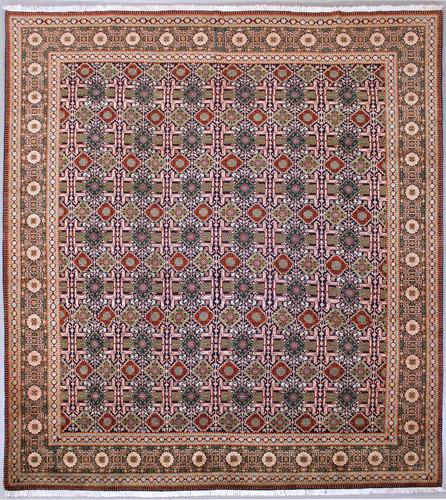 Tabriz Fine 40 Raj Persian Rug (Ref 132) 389x298cm
