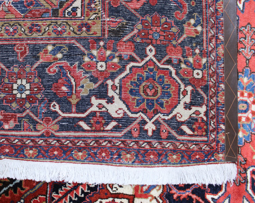Heriz Vintage Village Persian Rug (Ref 7153) 385x325cm
