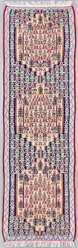 Senneh Fine Persian Kilim (Ref 149) 284x78cm