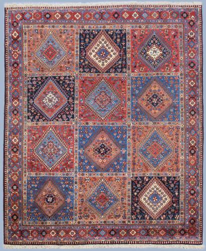 Yalameh Vintage Village Persian Rug (Ref 78) 245x200cm