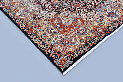Kashmar Fine Pictorial Persian Rug (Ref 61) 398x300cm
