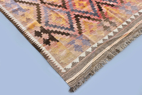 Vintage Kyber Mori Tribal Kilim (Ref 11) 286x190cm
