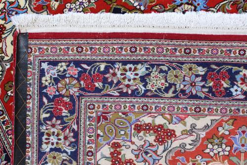 Qum Fine Persian Rug (Ref 126) 157x107cm