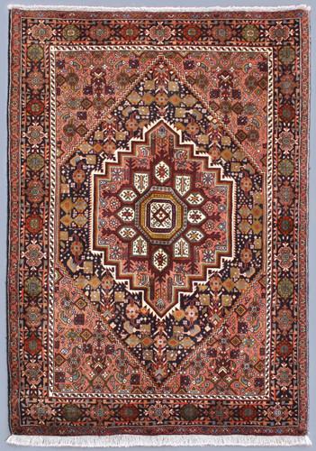 Bidjar Qoltuq Fine Persian Rug (Ref 373) 155x102cm