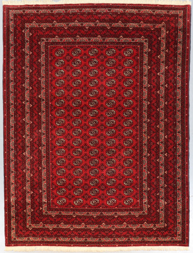 Qunduz Bokhara Vintage Tribal Rug (Ref 239) 276x205cm