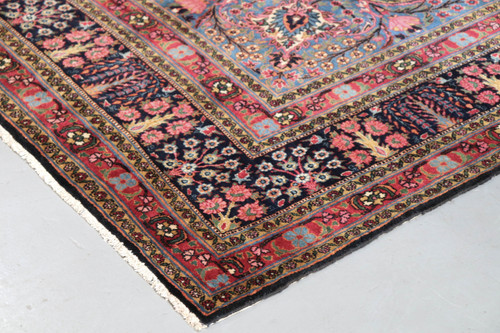 Tehran Fine Antique Persian Rug (Ref 35) 410x280cm